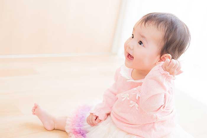 子供服のベビーとキッズの違い ベビー服