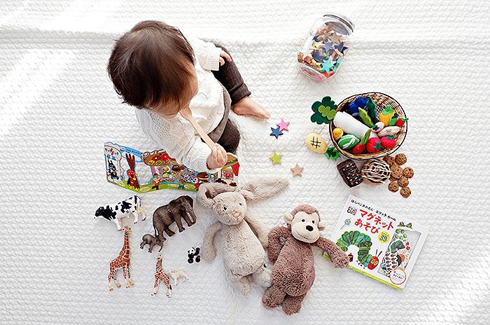 おもちゃを上手に収納する方法・コツ6選!